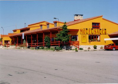 Hotel Sauca