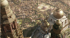 Prince of Persia VFX breakdown