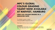 MPC live Colour Grading sessions now available at Harvest, Hamburg