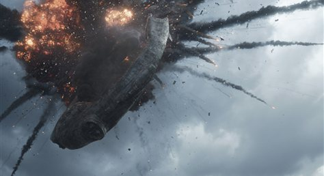 Prometheus VFX breakdown