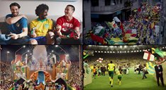 MPC collaborates on 14 spots celebrating the pinnacle of football - the 2014 FIFA World Cup