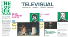 MPC takes two top spots in Televisual's Colourist Survey