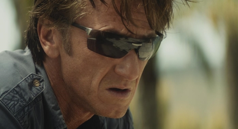 Jean-Clément Soret grades Pierre Morel's action film 'The Gunman' at Technicolor