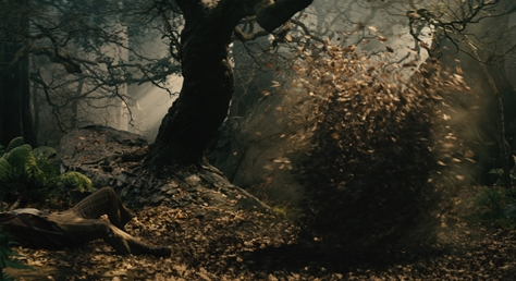 Into the Woods VFX breakdown