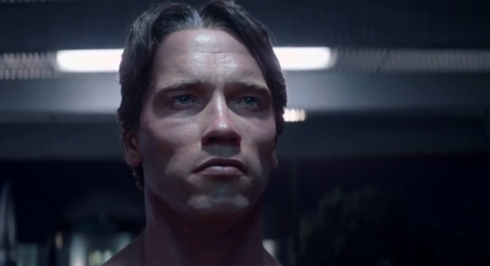 Terminator: Genisys featurette
