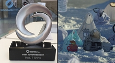 MPC wins Best Advertisement Award at SIGGRAPH 2015 for the second year in a row