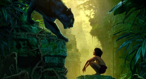 New poster for Disney's The Jungle Book
