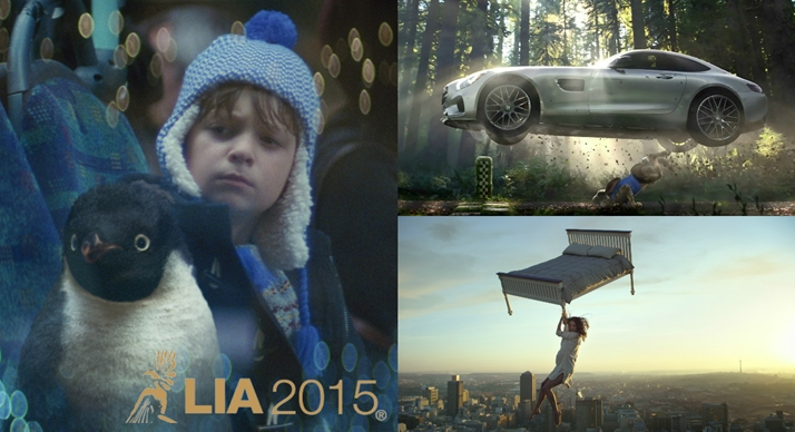 MPC pick up two awards at LIA 2015