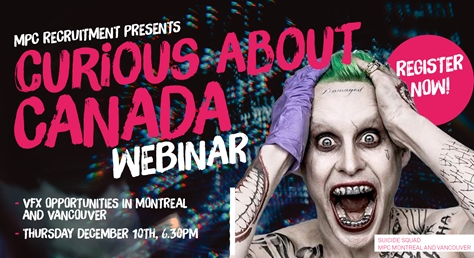 Watch Now: Curious about Canada Webinar