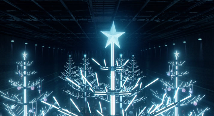 Marks & Spencer, The Art of Christmas