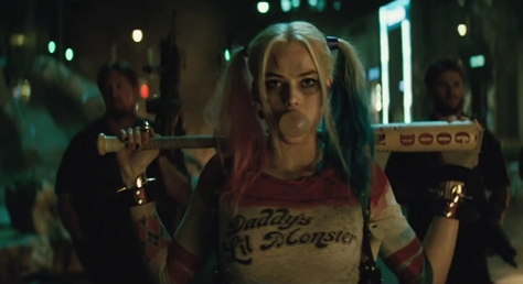 "New Suicide Squad trailer promises ""unhinged madness"""