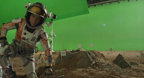 The Martian VFX breakdown