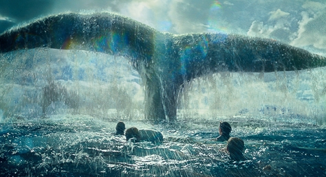 Jean-Clément Soret Grades Ron Howard's In the Heart of the Sea