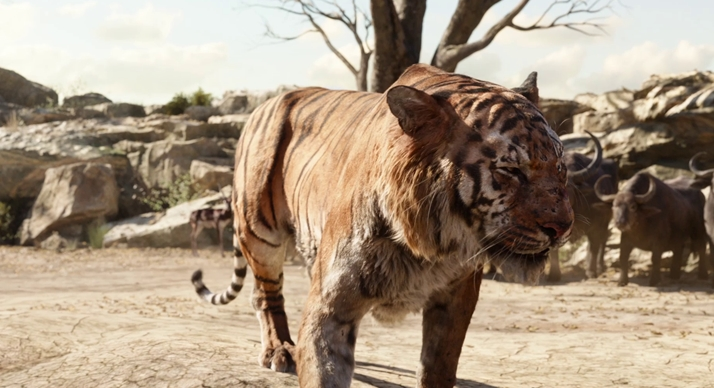 Meet the Jungle Book's Shere Khan