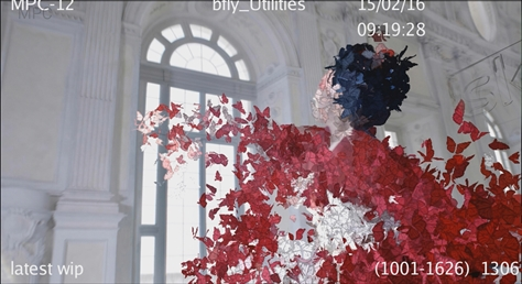 Sky Arts, Rebrand Idents VFX breakdown