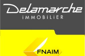 Logo delamarche immobilier carre 146 47b44f447125