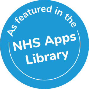 As featured on the NHS Apps library