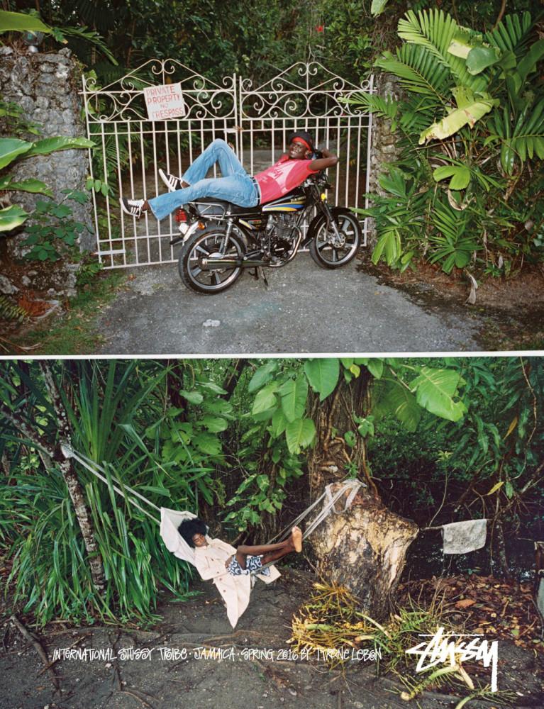 Stüssy Spring 2016 Jamaica Campaign by Tyrone Lebon9
