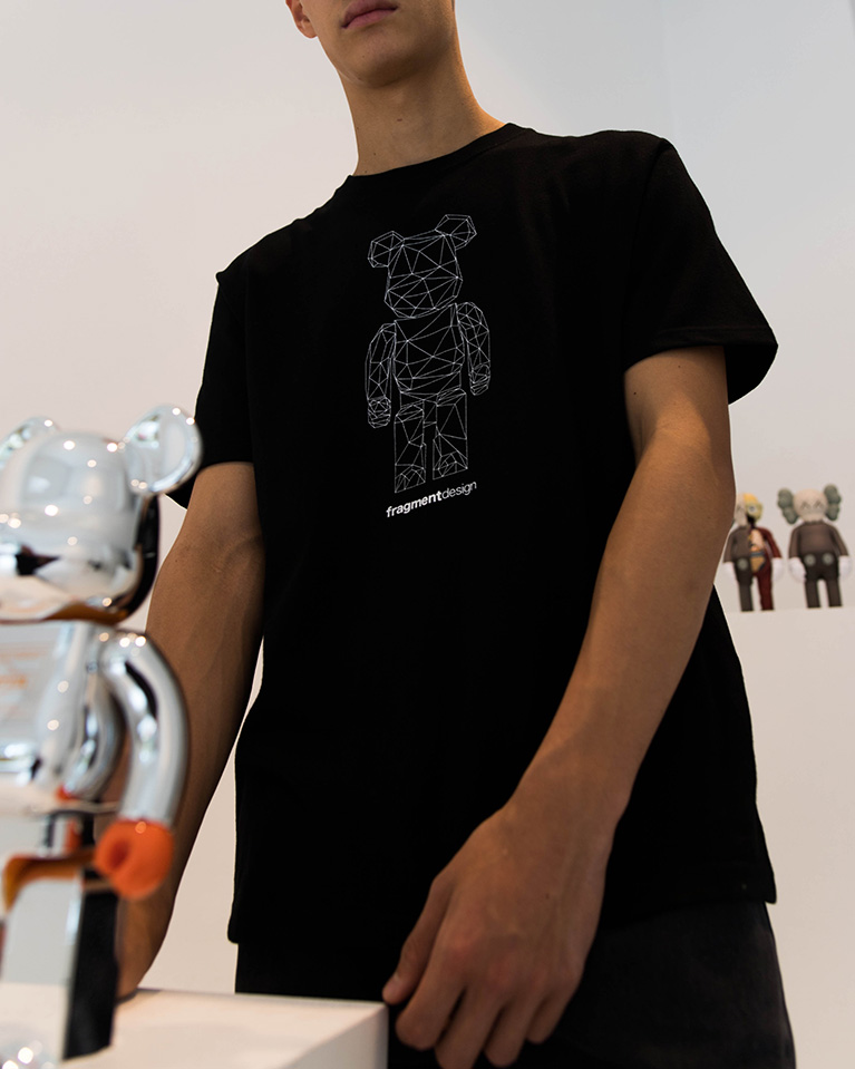 Bearbrick fragment blog