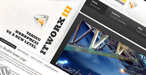 ITWORX III - Thème à plusieurs utilitée