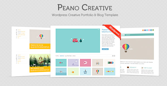 Peano Creative - Blogue et portfolio