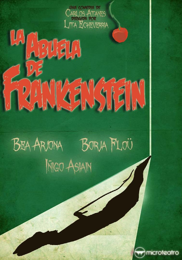 La abuela de Frankenstein
