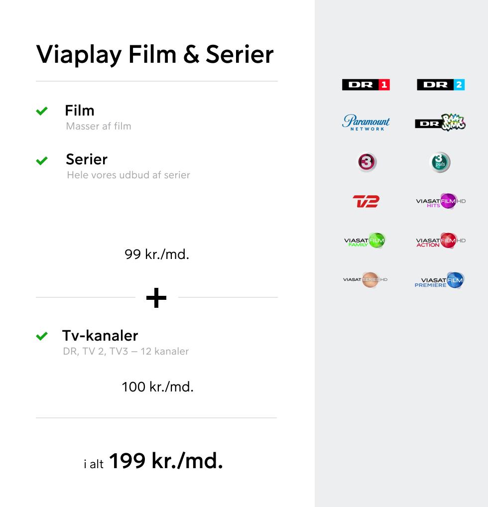 Package Film & Serier