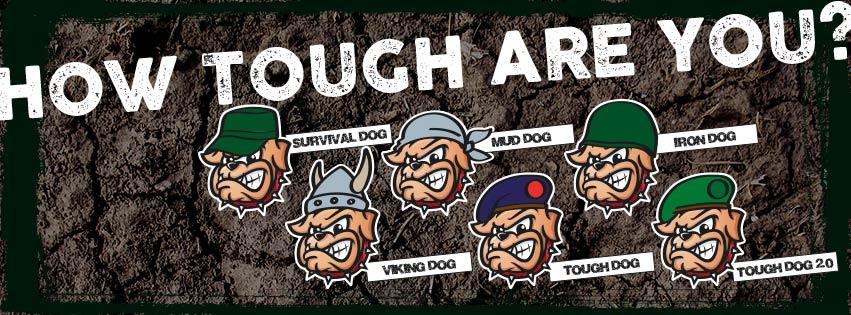 Tough Dog – 21 Aug 2016