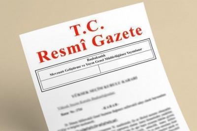5 Şubat 2017 Resmi Gazetesi