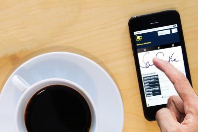 Mobil Ve Tablet Üzerinde İmzalanan Sözleşmenin (Biyometrik Imza Ile) Damga Vergisi