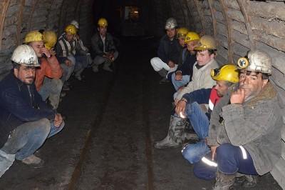 Madenlere Sığınma Odası