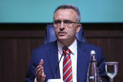 Maliye Bakanı Açıklama Yaptı