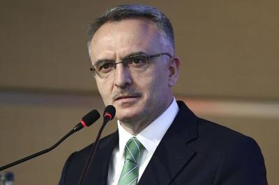 Maliye Bakanı Ağbal'dan Yeniden Yapılandırma Açıklaması