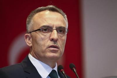 Maliye Bakanı Ağbal Bütçe Gerçekleşmelerini Açıkladı