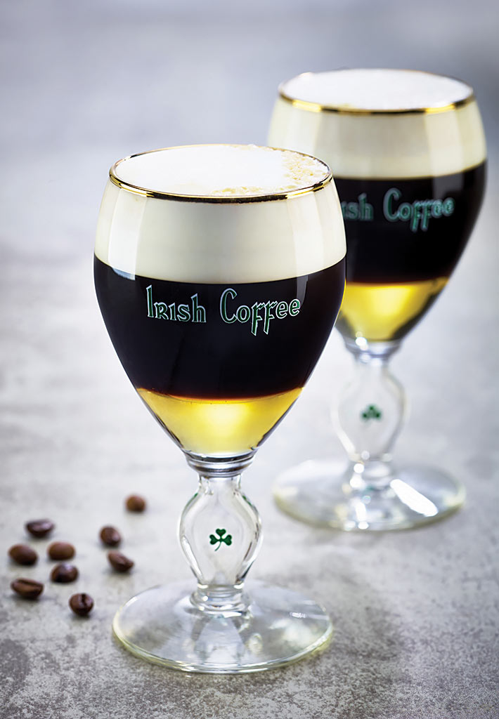 Durobor 6 Irish Coffee Glasses 23cl Muller Kitchen And