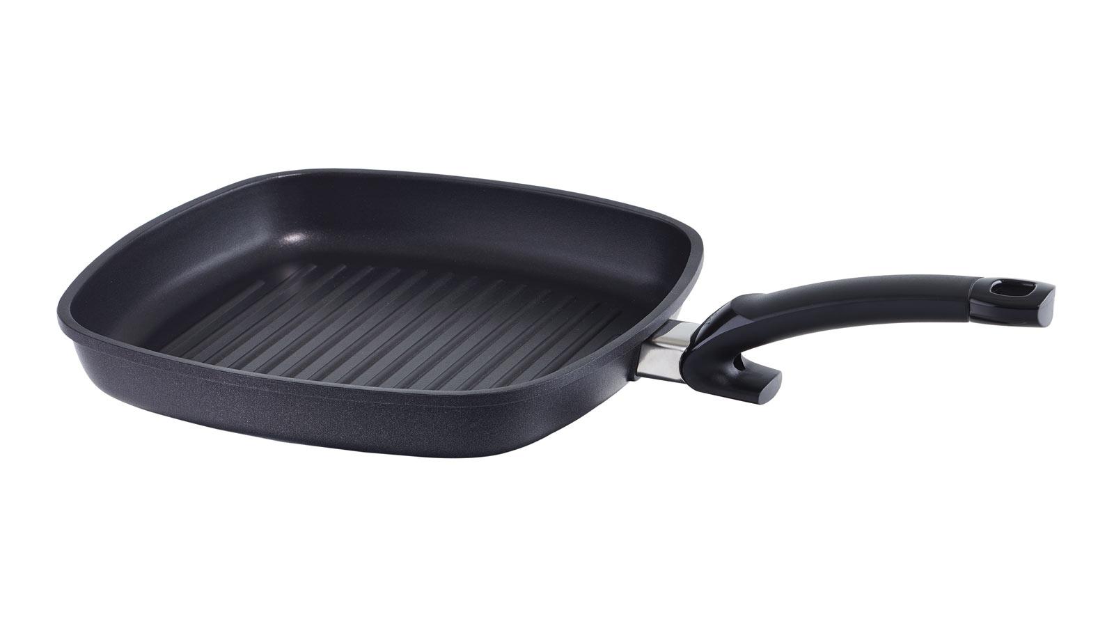 Fissler Vierkante Aluminium Grillpan Met Protectal