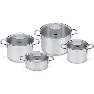 Fissler casseroles-Set Poêle CENIT 28 cm 24 cm Induction