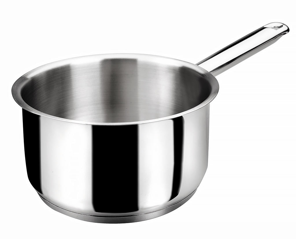 1b22bea6baab77 Lacor Casserole en Inox 18 10 Basic 1,5l - 16cm - Muller kitchen and  tableware