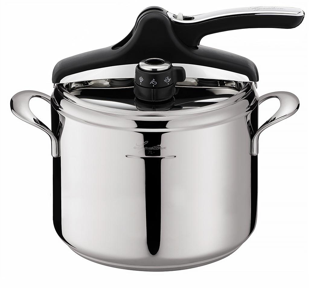Lagostina Pressure Cooker Domina 9l - 24cm
