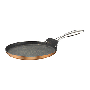 Protectal-Plus Non-Stick Frying Pan 28cm Serving Pan Fissler Special Grill Pan