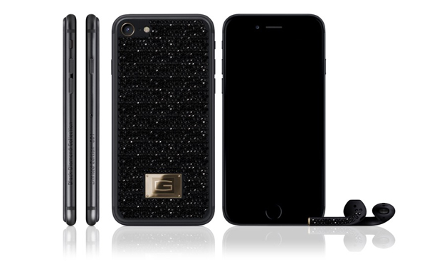 Gresso launches Black Diamond iPhone 7 with a $500.000 price tag