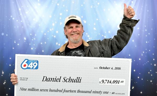 Par från Abbotsford vann 84 miljoner kronor – höll det hemligt för barnen