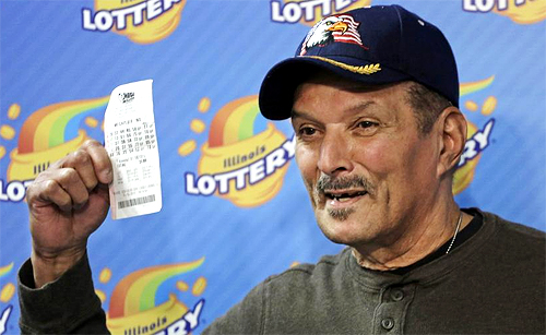 Largest jackpot in Illinois history goes to Naperville resident