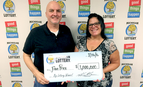 Inkster couple enjoys freedom from financial worries after $1.000.000 win