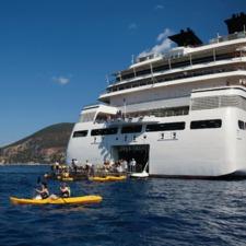 Seabourn Cruises - Seabourn Quest watersports marina