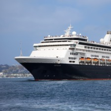 Holland America Line cruises - MS Veendam