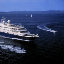 SeaDream at sea