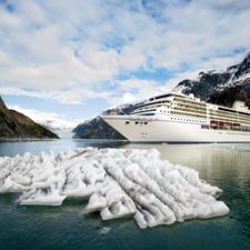 Regent Seven Seas Mariner in Alaska