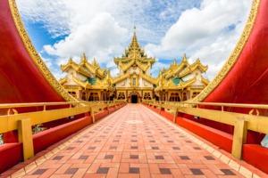 Karaweik Palace, Yangon