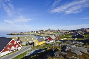 Nuuk, capital of Greenland